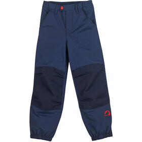 Finkid Huima Uni Rain Pants Girls, navy